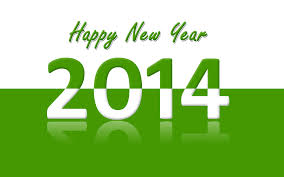 New year blessings 2014